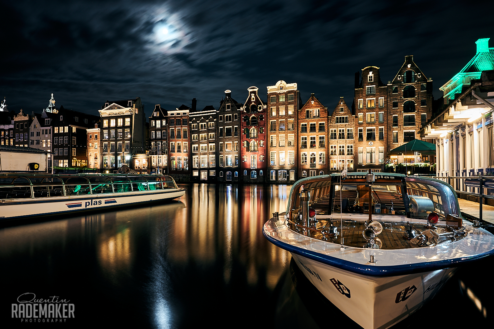 Photowalk: Amsterdam by Night Photowalk / Workshop!