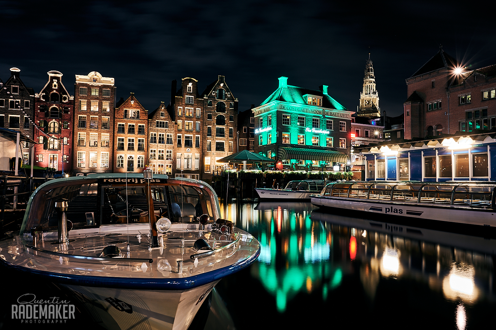 Photowalk: Amsterdam by Night Photowalks Jan en Feb 2020