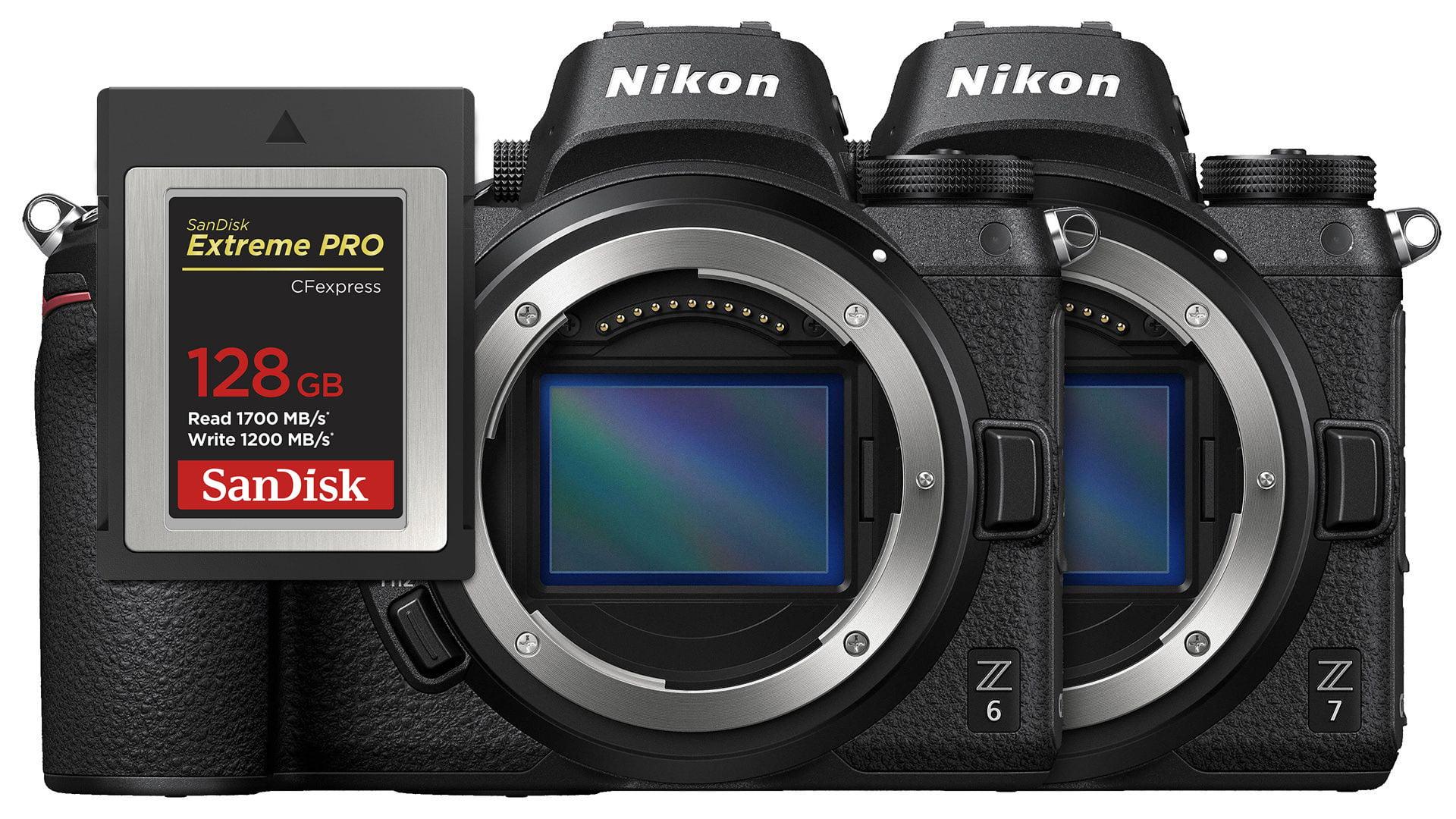 Nieuwe Firmware Brengt CFExpress naar de Nikon Z6 en Z7