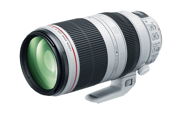Firmware update voor de Canon EF 100-400mm f/4.5-5.6L IS II USM v.1.0.7